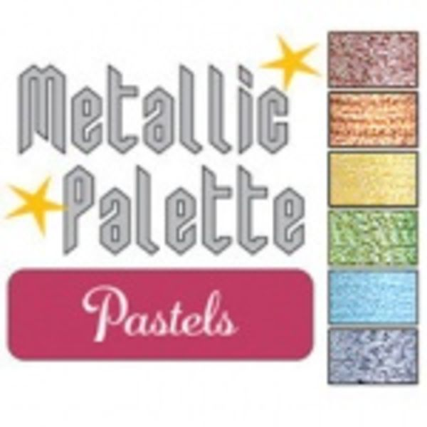 Metallic - Pastels