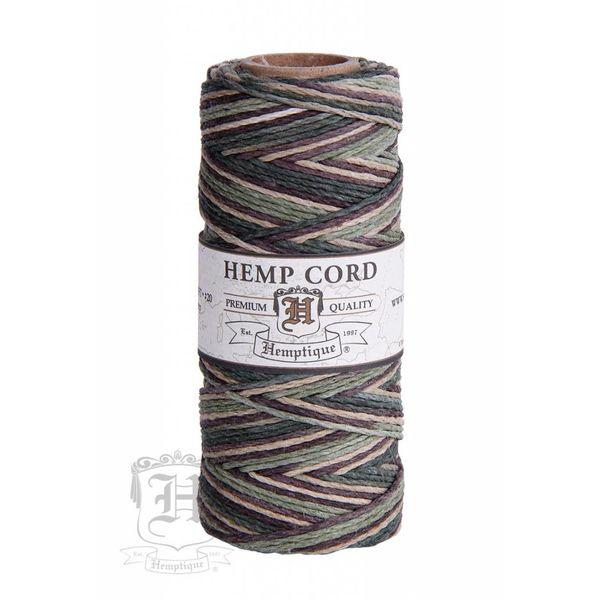 Hennep touw - Camouflage 20lb