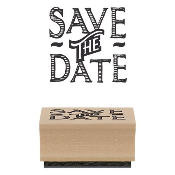 Stempel - Save the Date