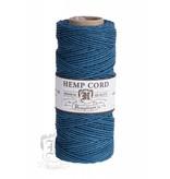 Hemptique Hennep Touw - Aquamarine - 20lb