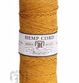 Hemptique Hennep Touw - Gold #20