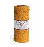 Hemptique Hennep Touw - Gold #20