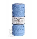 Hemptique Hennep Touw - Licht blauw #20