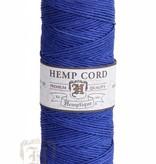 Hemptique Hennep Touw - Blauw 20lb