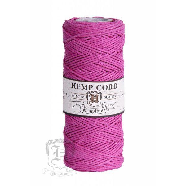 Hennep Touw - Bright Pink 20lb