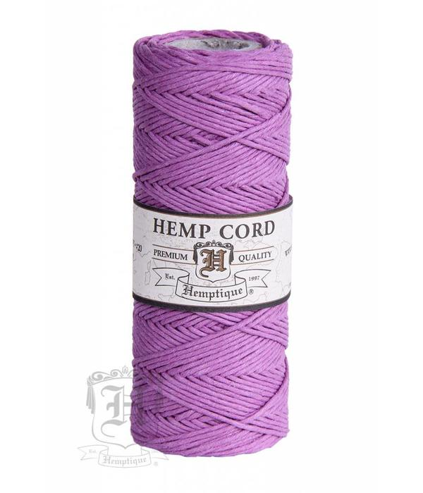 Hemptique Hennep Touw - Light Pink #20