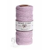 Hemptique Hennep Touw - Powder Pink - 20lb
