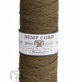 Hemptique Hennep Touw - Sage - 20lb