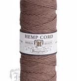 Hemptique Hennep Touw - Light Brown #10