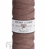 Hemptique Hennep Touw - Light Brown10lb