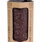 Hemptique Hennep Touw - Chocolate Glow