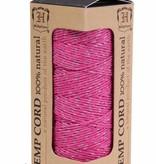 Hemptique Hennep Touw - Cotton Candy