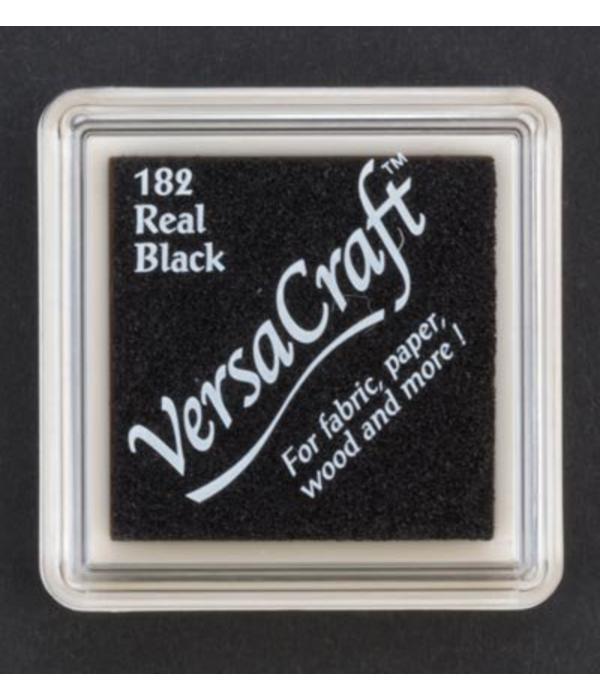 Tsukineko VersaCraft - Real Black