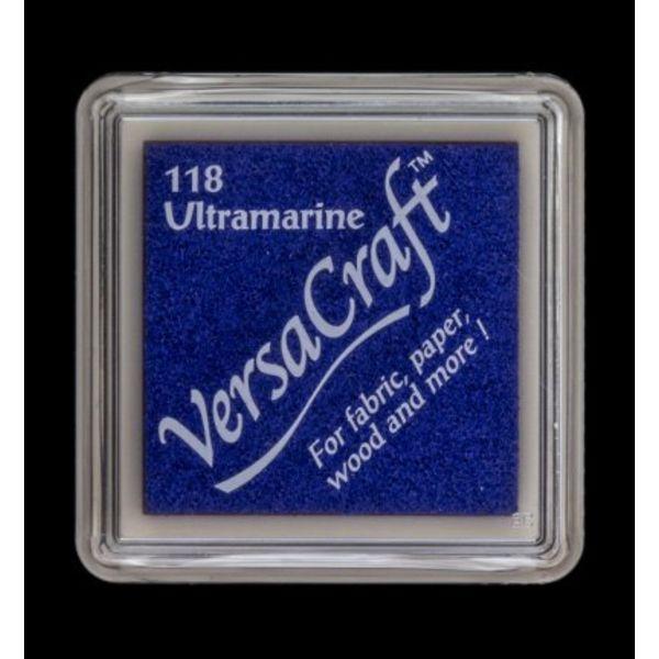 VersaCraft Stempelkussen - Ultramarine