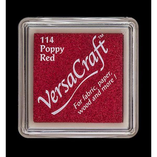 VersaCraft Stempelkussen - Poppy Red
