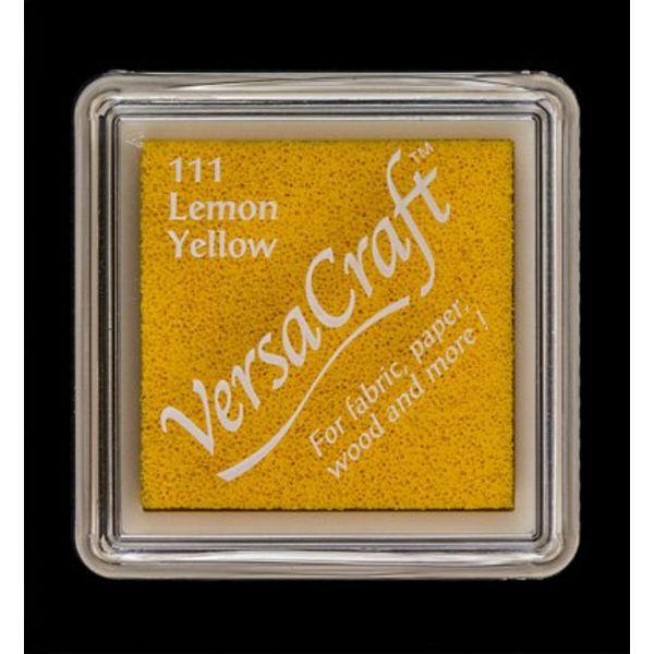 VersaCraft Stempelkussen - Lemon Yellow