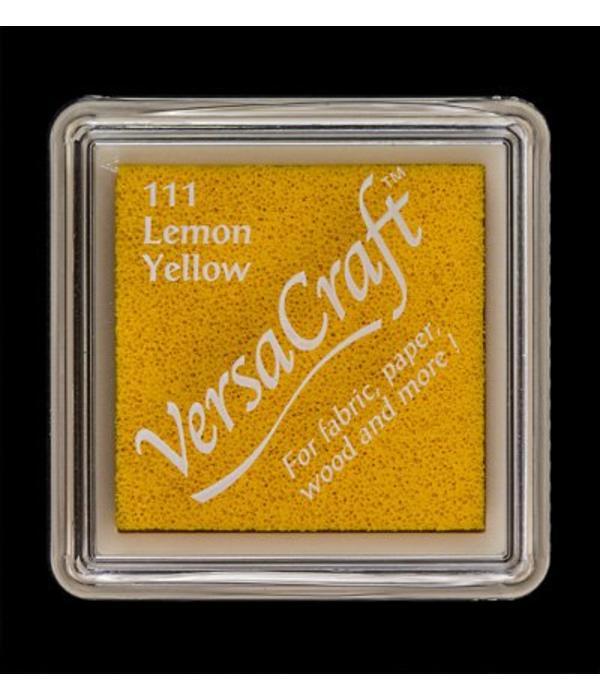 Tsukineko VersaCraft - Lemon Yellow