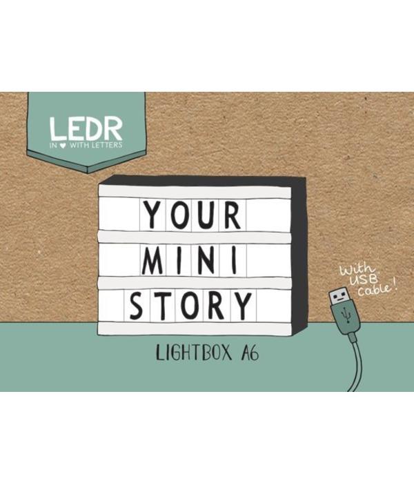 Ledr - Lightbox A6