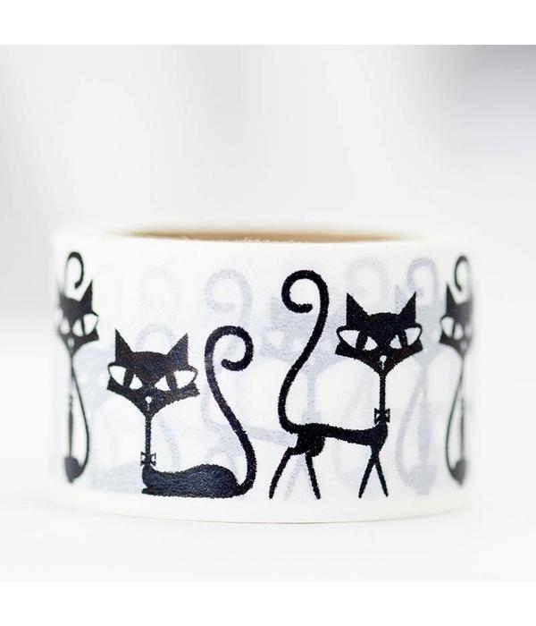 Washitape - Black Cats