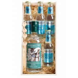 Geschenkbox: Gin & Tonic