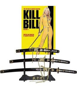 Kill Bill Samurai Set