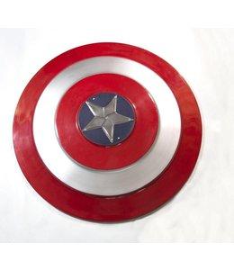 Captain America Metallabschirmung