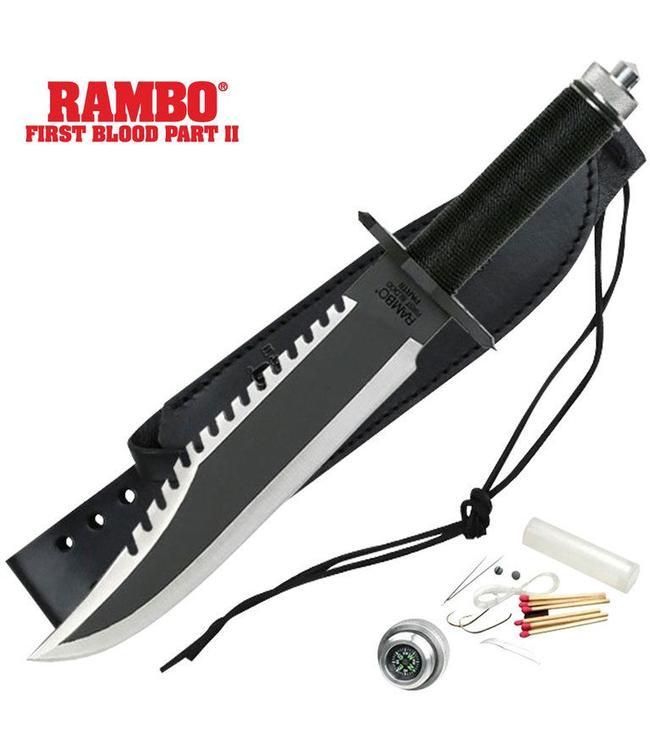 Rambo First Blood II Überleben mes