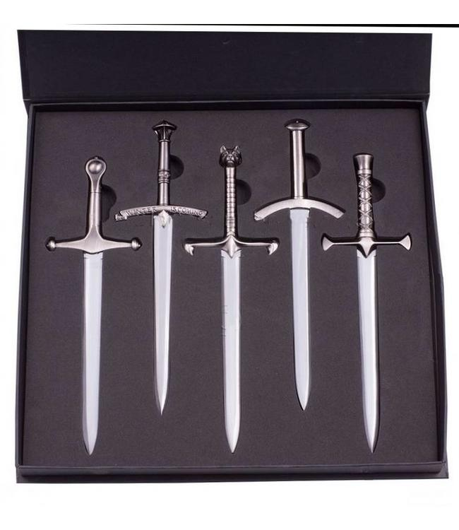 Game of Thrones Brieföffner Set