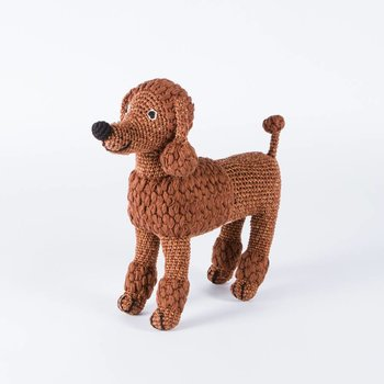 Anne-Claire Petit Knuffel Poedel Choco