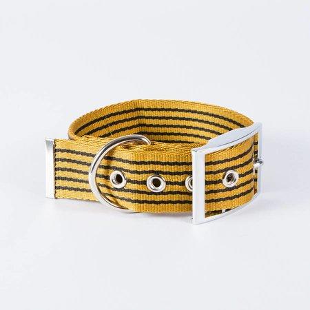 Canvasco Urban Dogs Halsband Cognac 40mm