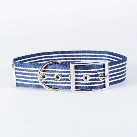 Canvasco Urban Dogs Halsband Donkerblauw 40mm