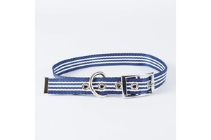 Canvasco Urban Dogs Halsband Donkerblauw 25mm