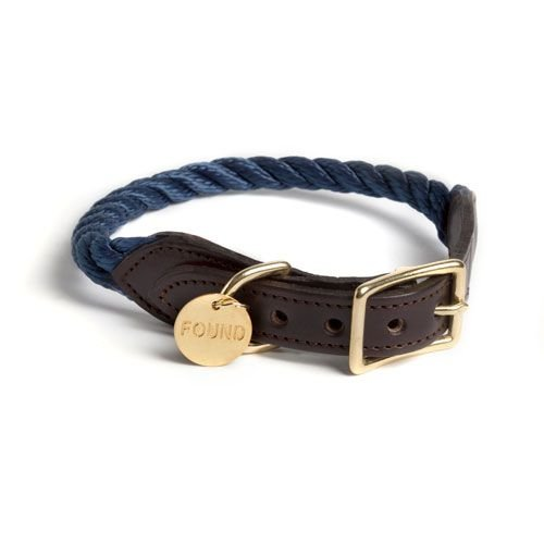 Found My Animal Halsband Navy
