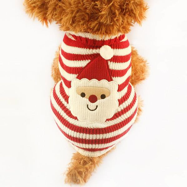 Honden Kerst Trui - Kerstman