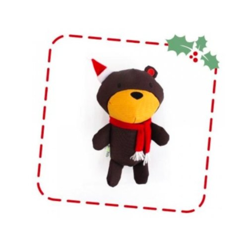 Beco Plush Toy Christmas Teddy