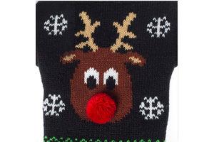 Honden Kerst Trui - Rendier