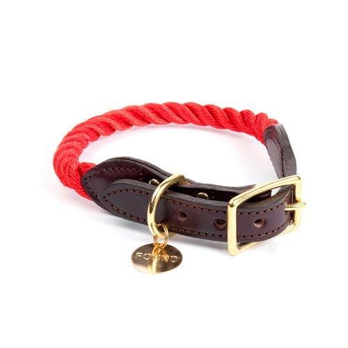 Found My Animal Halsband Rood