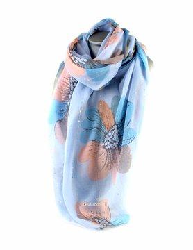 Sjaal   Bloemen