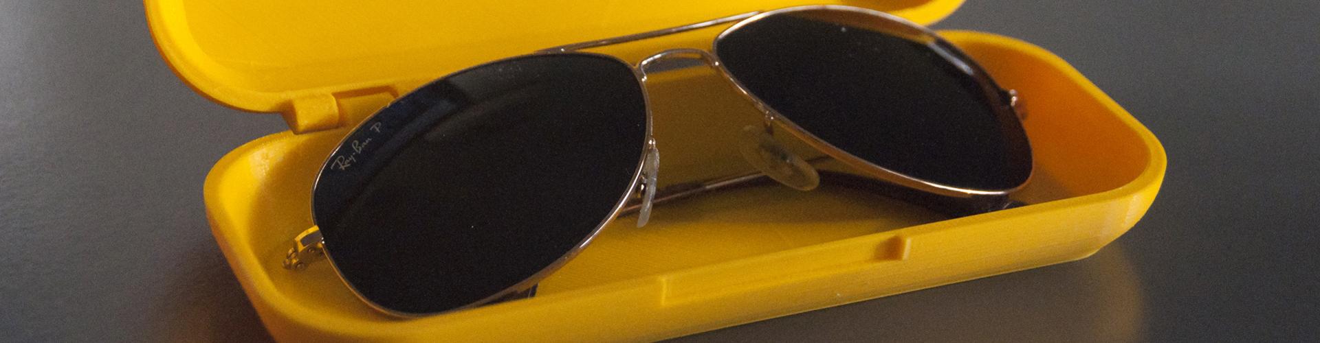 3d printen: Brillenkoker