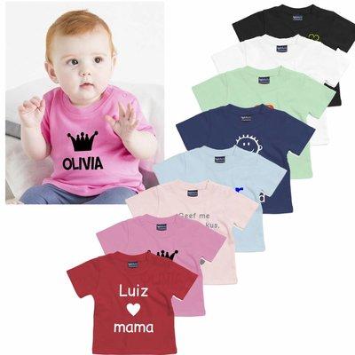 Baby t-shirt Korte Mouw