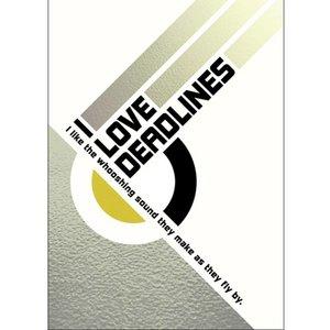 Lina Johansson Design poster deadline