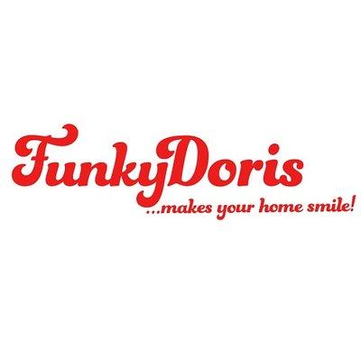 FunkyDoris Plaid Don Gray