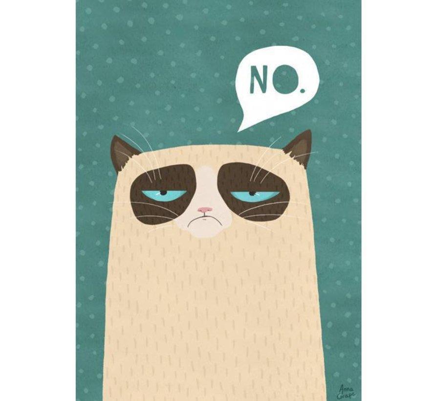 Plakat Grumpy Cat