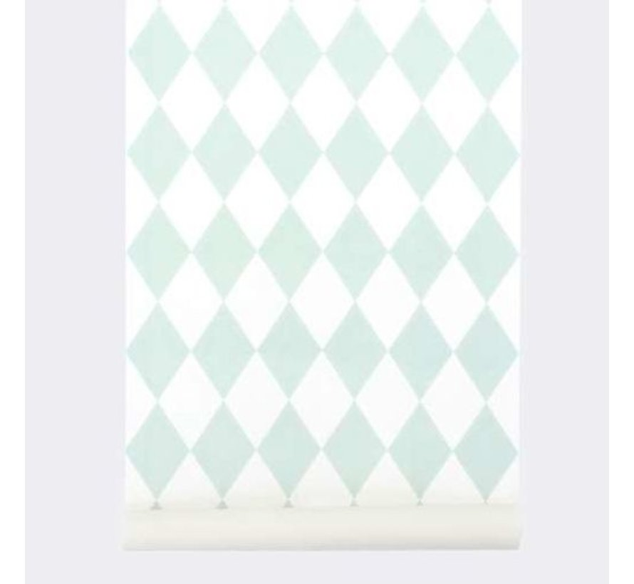 behang Harlequin Mint #149