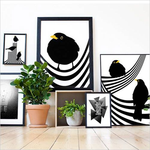 Lina Johansson Design Grafik-Poster