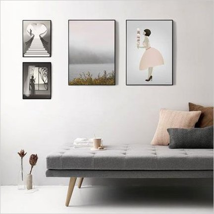 Scandinavische posters