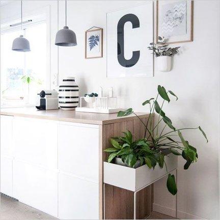 Scandinavische keuken accessoires