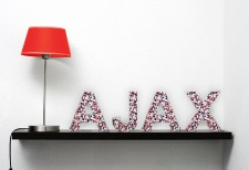 mozaiek letters