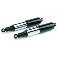 Stossdämpfer Satz 305 oder 325mm Schwarz / Verchromt