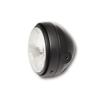 Shin Yo 5 3/4-Zoll Cafe Racer Hauptscheinwerfer mit Standlicht